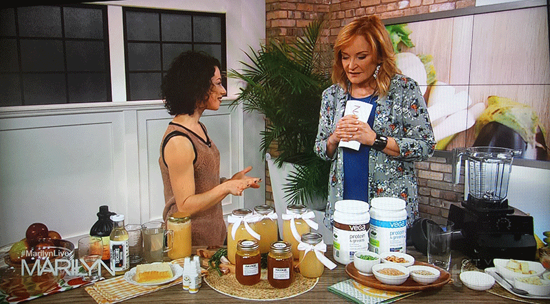 Eat Savage Featured on The Marilyn Denis Show - October 2015